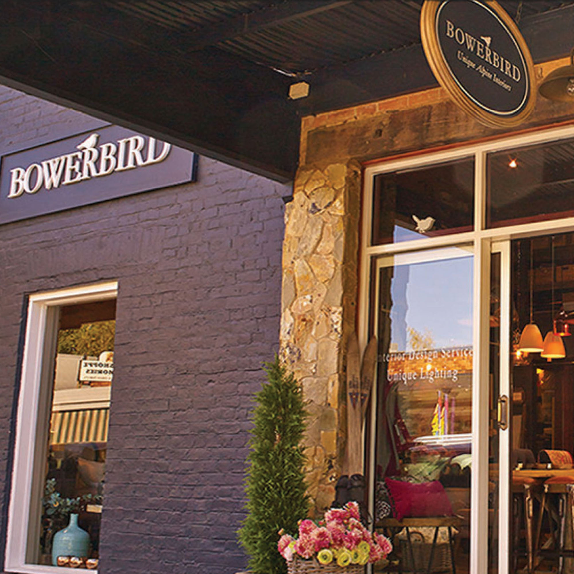 Bowerbird Homewares Retail Premises