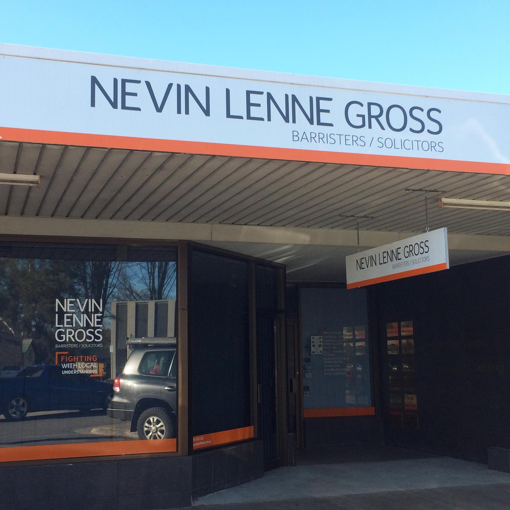 Nevin Lenne Gross