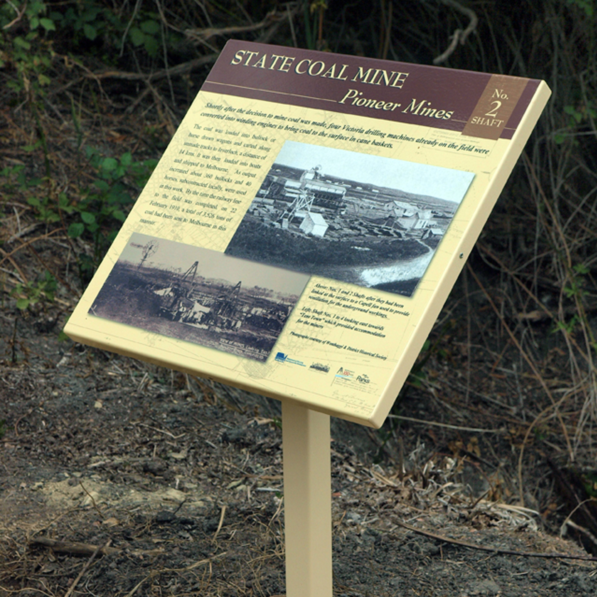 Wonthaggi State Coal Mine Interpretive Trail