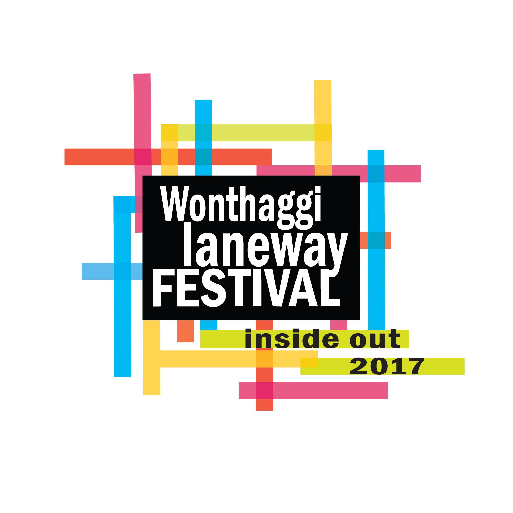 Wonthaggi Laneway Festival Logo